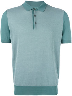 knitted polo shirt  Corneliani
