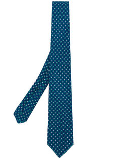 dotted pattern tie Borrelli