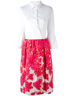 платье-рубашка Paris  Sara Roka