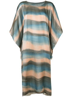 платье в полоску Raquel Allegra