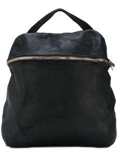 рюкзак с двойной застежкой-молнией Guidi