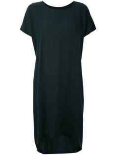 плиссированное платье-футляр  Black Crane