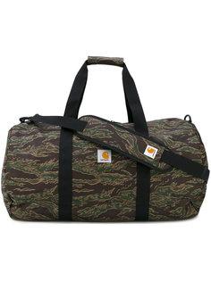 дорожная сумка с камуфляжным узором Carhartt