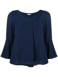 flute sleeve blouse Guild Prime