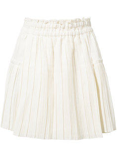 pleated mini skirt Apiece Apart