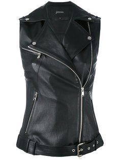 sleeveless Rider jacket Jitrois