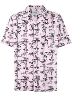 pine tree print shirt  Carhartt