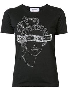 футболка Queen  Jimi Roos