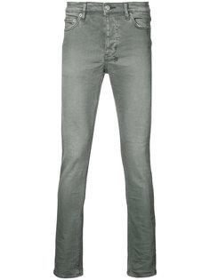 stonewashed skinny jeans Ksubi