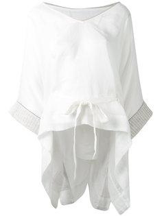 блузка с рукавами-кимоно Gentry Portofino