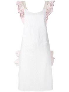 frill trim dress Anna K