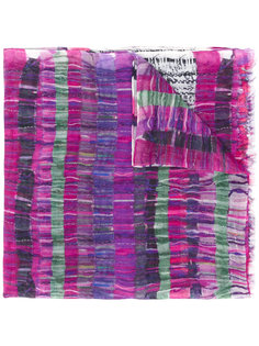 шарф в полоску  Chanel Vintage