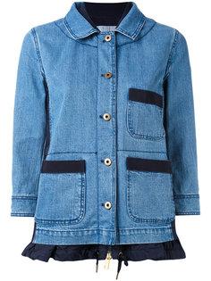 джинсовая куртка Houx  Moncler