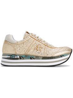1968 platform sneakers Premiata White