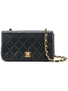 маленькая сумка с клапаном  Chanel Vintage
