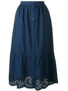 юбка Sangallo с кружевной отделкой Mes Demoiselles