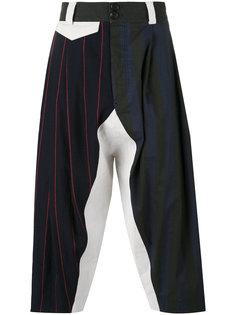 брюки с заниженным шаговым швом Vivienne Westwood