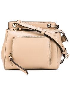 миниатюрная сумка-сэтчел Saffiano Donna Karan