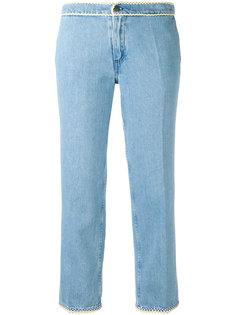 укороченные джинсы Jour/Né