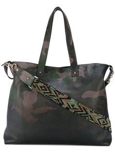 камуфляжная сумка Valentino Garavani Rockstud Valentino