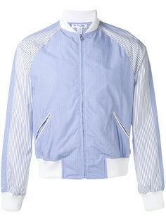 куртка-бомбер с фирменной нашивкой Comme Des Garçons Shirt
