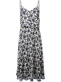 платье с принтом Nawood  Essentiel Antwerp