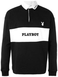 Bunny Stripe rugby shirt Joyrich