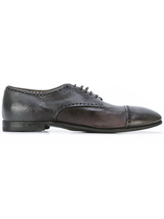 lace-up brogues Silvano Sassetti