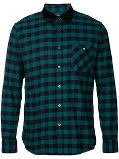 checked shirt Sacai