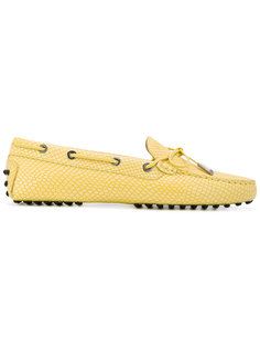 lace detailing loafers Tods Tod`S
