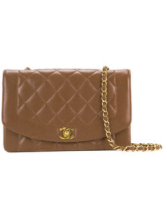 стеганая сумка Diana 25 Chanel Vintage