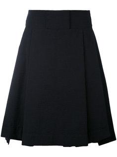 belted apron shorts Henrik Vibskov