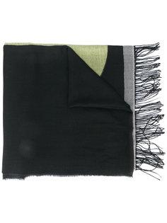 шарф с узором  Chanel Vintage