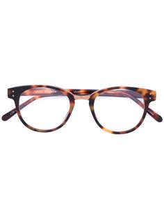 clip-on sunglasses Linda Farrow