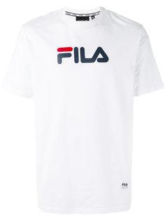 logo print T-shirt  Fila