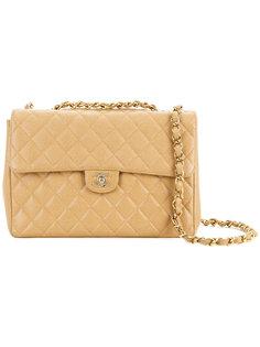 стеганая сумка CF Jumbo Chanel Vintage