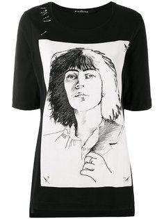 sketch T-shirt John Richmond
