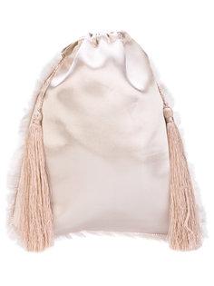 Sofia drawstring bag Attico