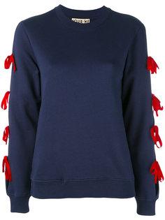 knot detail sweatshirt Jour/Né