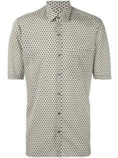 рубашка с короткими рукавами Lanvin
