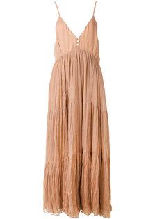 длинное платье Celeste Mes Demoiselles