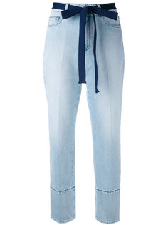 джинсы с завышенной талией Sonia Rykiel