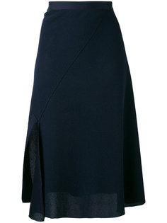 wrap style skirt Victoria Beckham