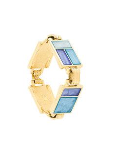 браслет геометрической формы  Yves Saint Laurent Vintage