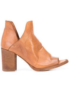 open toe boots Officine Creative