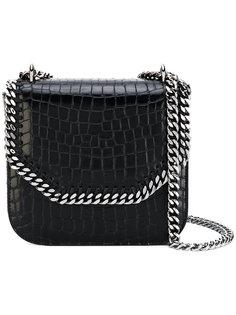 сумка на плечо с тиснением Falabella Stella McCartney