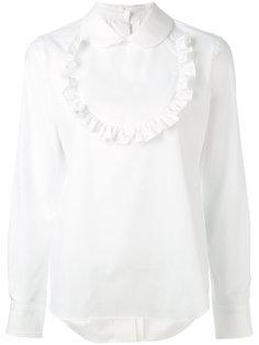 рубашка с нагрудником Comme Des Garçons Girl