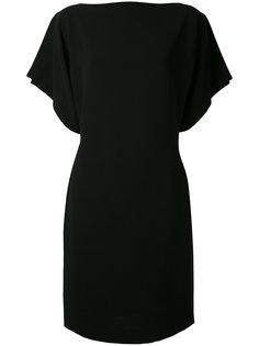 платье с разрезами на рукавах  Gareth Pugh
