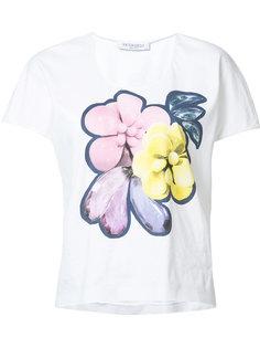 floral print T-shirt Viktor & Rolf