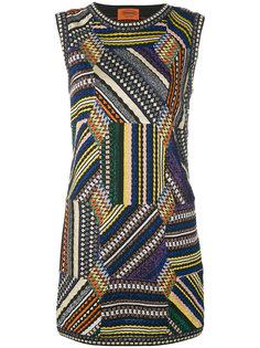 ажурное платье  Missoni